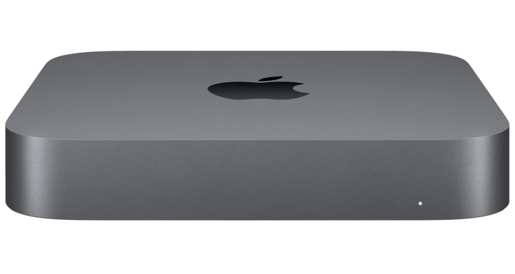 Mac mini 2018 Core i3 3,6 ГГц, 8 ГБ, SSD 128 ГБ, Intel UHD Graphics 630