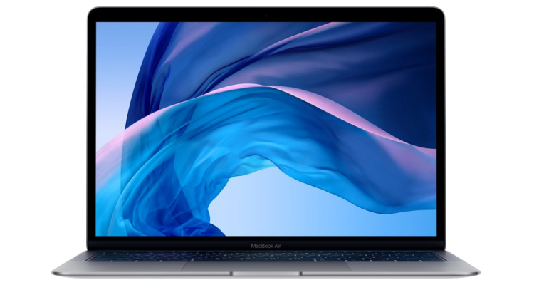 "Apple MacBook Air 13"" Dual-Core i5 1,6 ГГц, 8 ГБ, 128 ГБ SSD, серый космос"