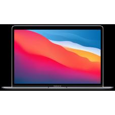 "Ноутбук MacBook Air 13"" 2020 чип M1, 8 ГБ, 256 ГБ SSD, «серый космос» MGN63RU/A"