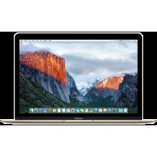 Ноутбук MacBook 12 1,2 Ггц 256Гб SSD, золотой