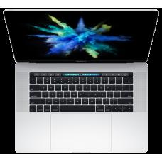 "Ноутбук MacBook Pro 15"" Core i7 2,8 ГГц, 16 ГБ, 256 ГБ SSD, Radeon Pro 555, Touch Bar серебристый"