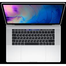 "Ноутбук Apple MacBook Pro 15"" Core i7 2,2 ГГц, 16 ГБ, 256 ГБ SSD, Radeon Pro 555X, Touch Bar серебристый"