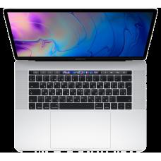 "Ноутбук MacBook Pro 15"" Core i7 2,6 ГГц, 16 ГБ, 256 ГБ SSD, Radeon Pro 555X, Touch Bar, серебристый"