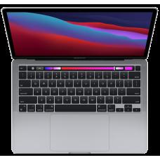 "Ноутбук MacBook Pro 13"" чип M1, 8 ГБ, 256 ГБ SSD, Touch Bar, «серый космос» MYD82RU/A"