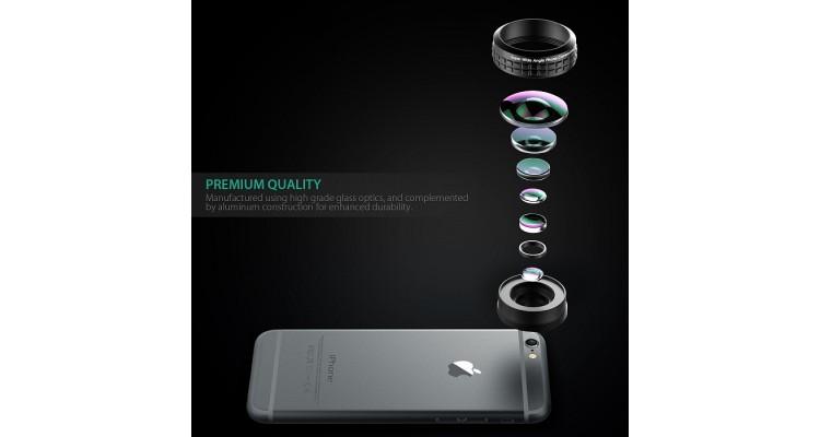 Объектив AUKEY PL-WD02 Super Wide Lens (ритейл)