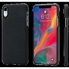 Чехол PITAKA MagCase Для IPhone Xr Черно-Серый В Полоску