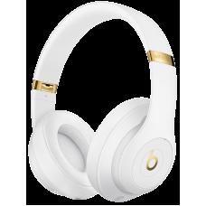 Беспроводные мониторные наушники Beats Studio3, белый цвет