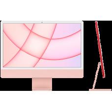 "iMac 24"" Retina 4,5K, M1 (8C CPU, 7C GPU), 8 ГБ, 256 ГБ SSD, розовый"