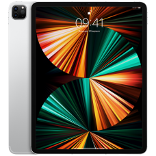 "Планшет iPad Pro (2021) 12,9"" Wi-Fi + Cellular 128 ГБ, серебристый"