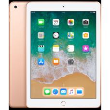 Планшет iPad 2018 128GB WiFi + Cellular Золотой