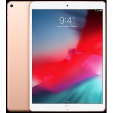 Планшет iPad Air 3 (2019) Wi-Fi + Cellular 256 ГБ золотой