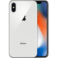 Смартфон iPhone X Silver 64GB