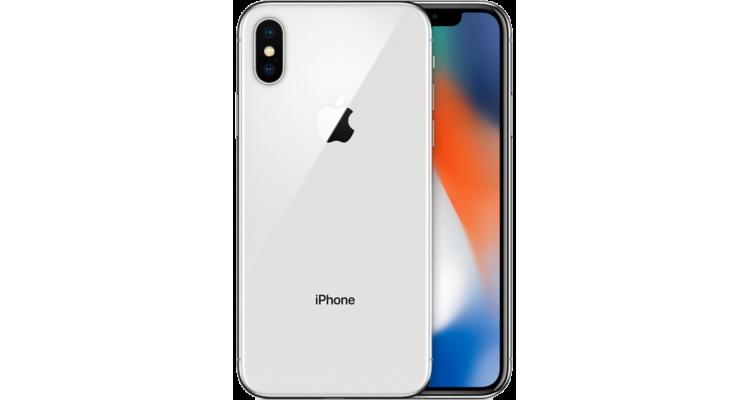 Купить iPhone X Silver 64GB в Ростове-на-Дону
