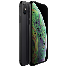 Смартфон iPhone XS 256 ГБ серый космос как новый