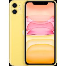 Смартфон iPhone 11 64 ГБ желтый