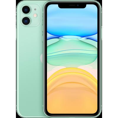 Смартфон iPhone 11 64 ГБ зеленый