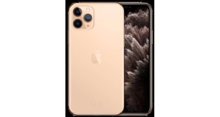 Смартфон iPhone 11 Pro 512 ГБ золотой