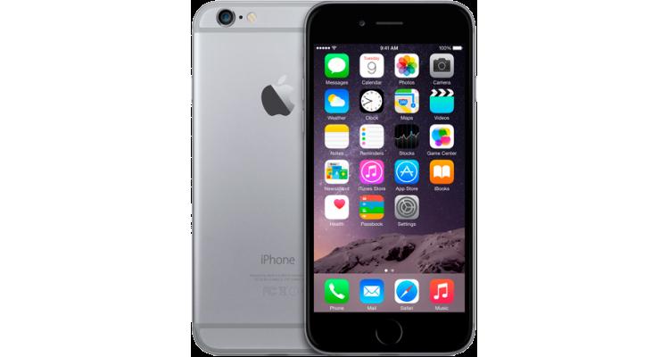 Купить Смартфон iPhone 6 Gray 32Gb в Ростове-на-Дону