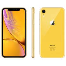 Смартфон iPhone XR 64 ГБ желтый