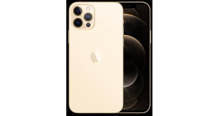 Смартфон iPhone 12 Pro 256 ГБ золотой