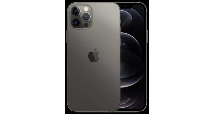 Смартфон iPhone 12 Pro 256 ГБ графитовый