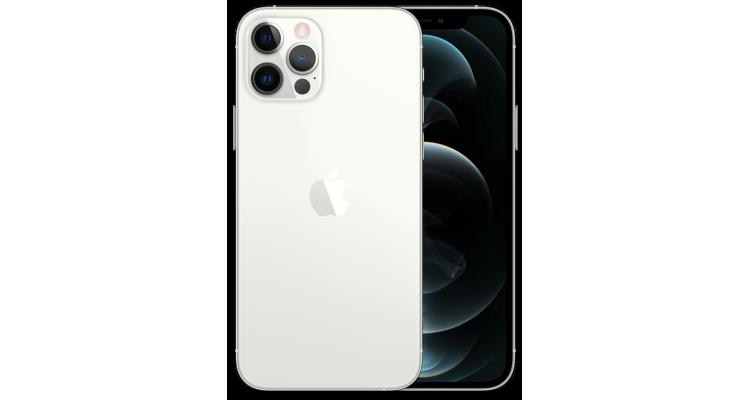 Смартфон iPhone 12 Pro 512 ГБ серебристый