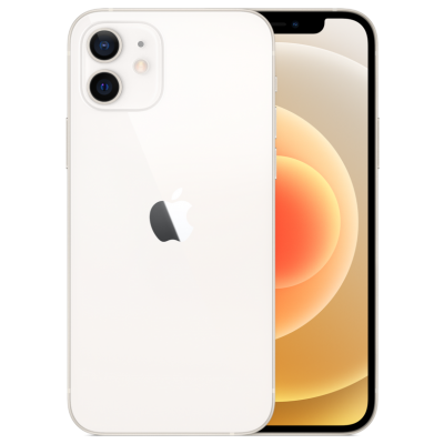 Смартфон iPhone 12 128 ГБ белый