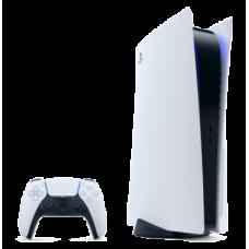 Игровая приставка PlayStation 5 с оптическим приводом